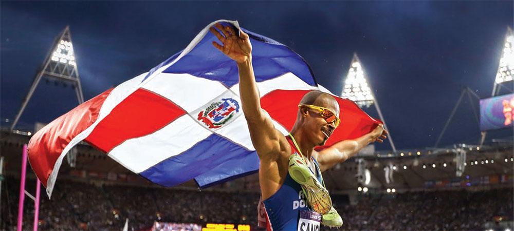 Atletismo Félix Sánchez_