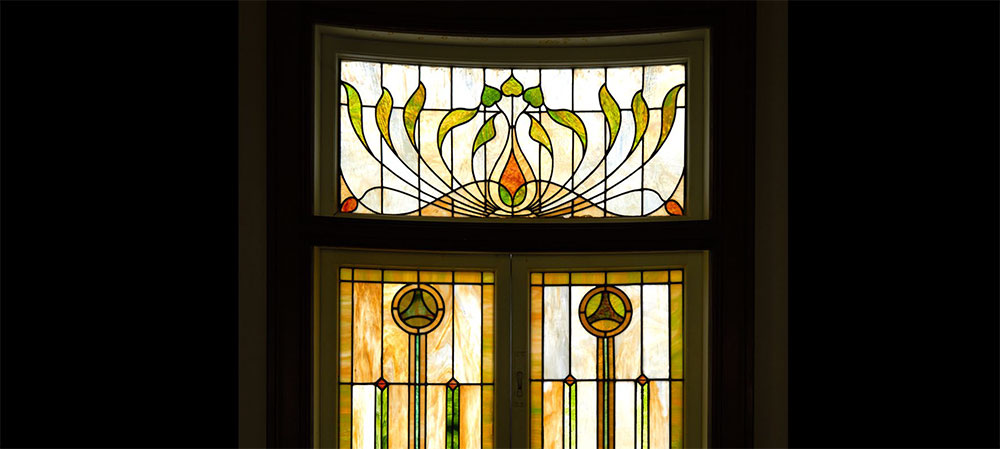 Detalles Los vitrales