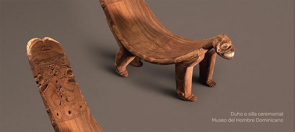 Mobiliario La madera tropical
